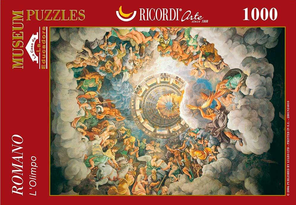 Puzzle Ricordi El Olimpo de 1000 Piezas