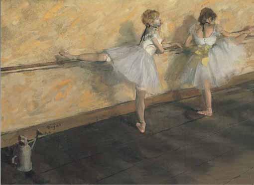 Puzzle Ricordi Escuela de Danza de 1000 Piezas