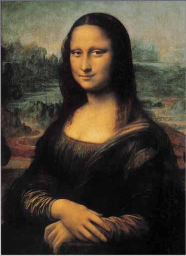 Puzzle Ricordi La Gioconda, Mona Lisa 1000 Piezas