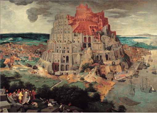 Puzzle Ricordi La Torre de Babel de 2000 Piezas