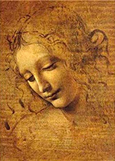 Puzzle Ricordi Retrato del Joven Fanciulli de 1000 Piezas
