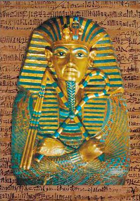 Puzzle Ricordi Tutankhamon de 1500 Piezas