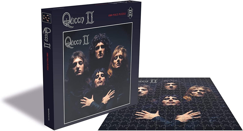 Puzzle Rock Saws Queen II, Queen de 1000 Piezas
