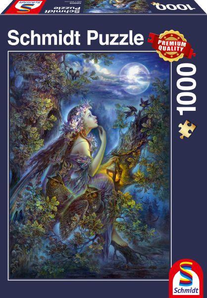 Puzzle Schmidt A la Luz de la Luna de 1000 Piezas