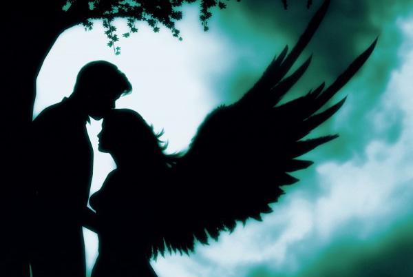 Puzzle Schmidt Angel Love de 500 Piezas