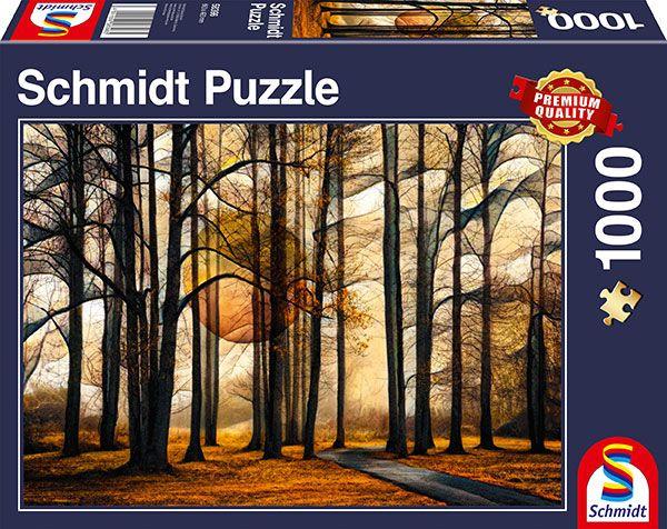 Puzzle Schmidt Bosque Mágico de 1000 Piezas