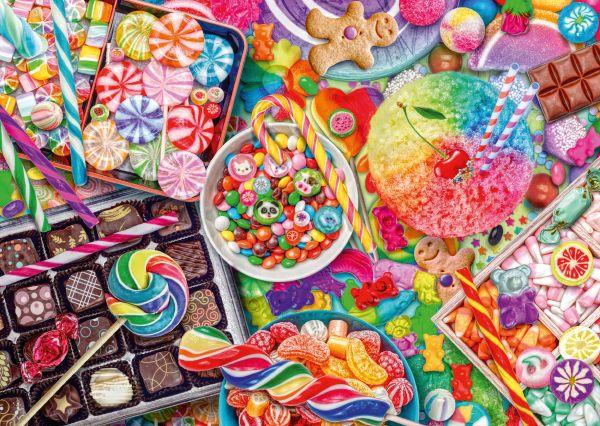 Puzzle Schmidt Candylicious de 1000 Piezas
