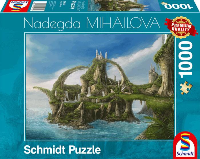 Puzzle Schmidt Cataratas de 1000 Piezas