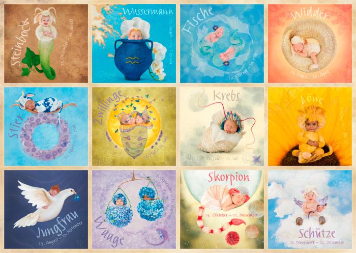 Puzzle Schmidt Collage de Bebes de 1000 Piezas