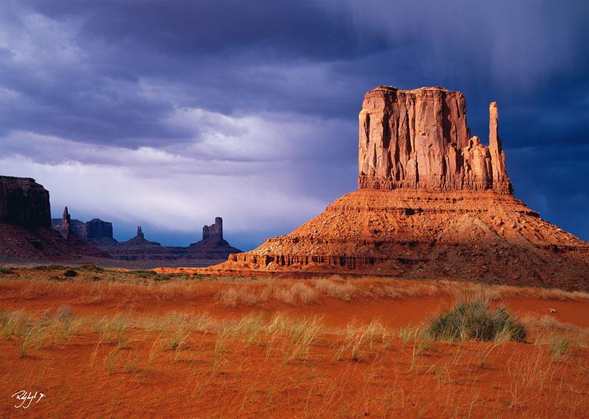 Puzzle Schmidt Desierto de Arizona de 1000 Piezas