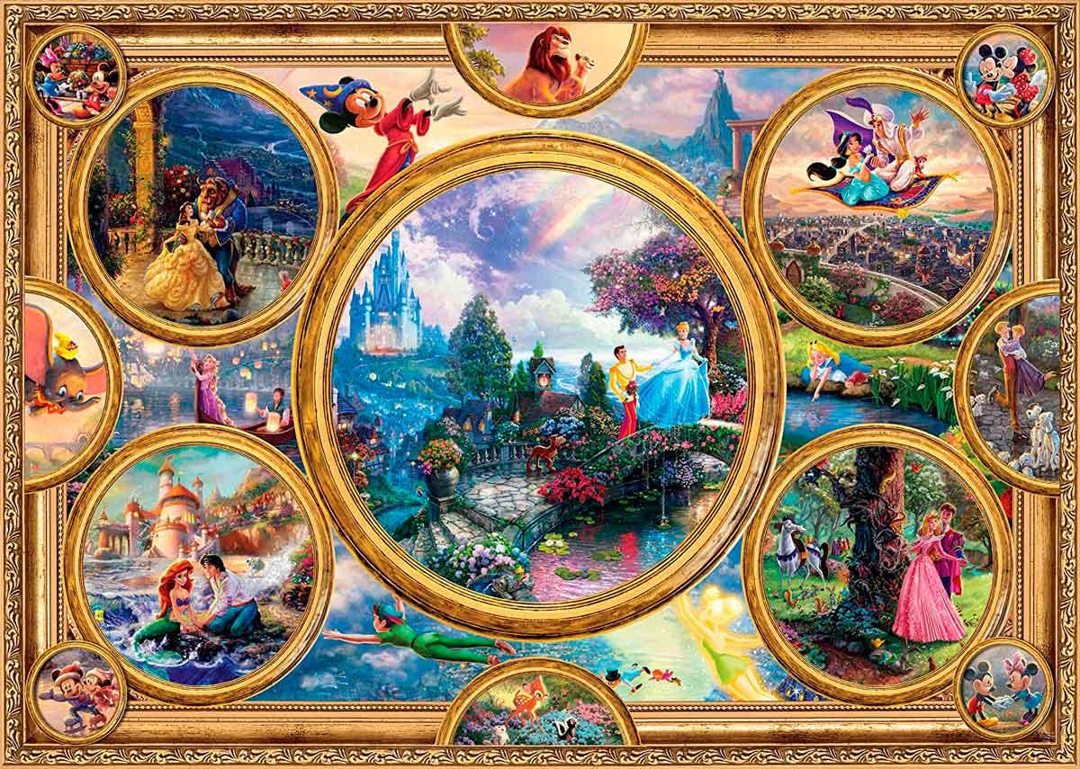 Puzzle Schmidt Disney Dreams de 2000 Piezas