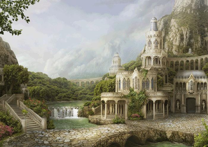 Puzzle Schmidt El Palacio  de 1000 Piezas