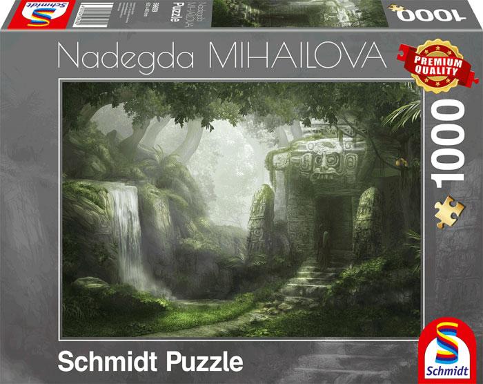 Puzzle Schmidt El Santuario de 1000 Piezas