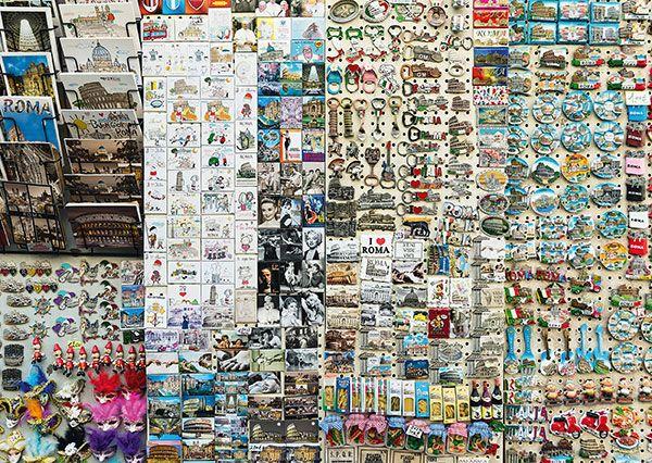 Puzzle Schmidt Escaparate de Souvenirs de 1000 Piezas