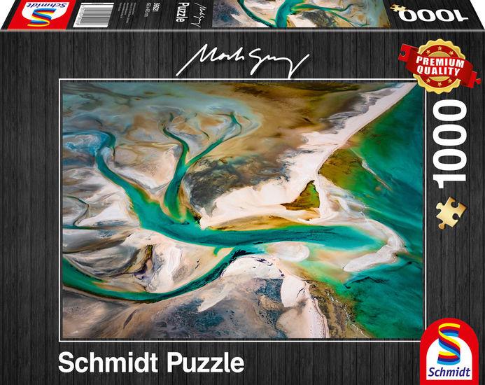 Puzzle Schmidt Fusion de 1000 Piezas