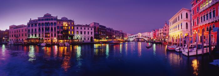 Puzzle Schmidt Gran Canal de Venecia de 1000 Piezas