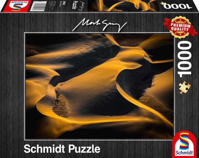 Puzzle Schmidt Hare de 1000 Piezas