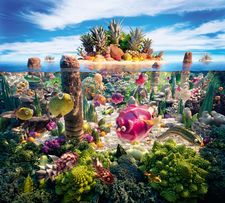 Puzzle Schmidt Isla Sur Urbano de 1000 Piezas