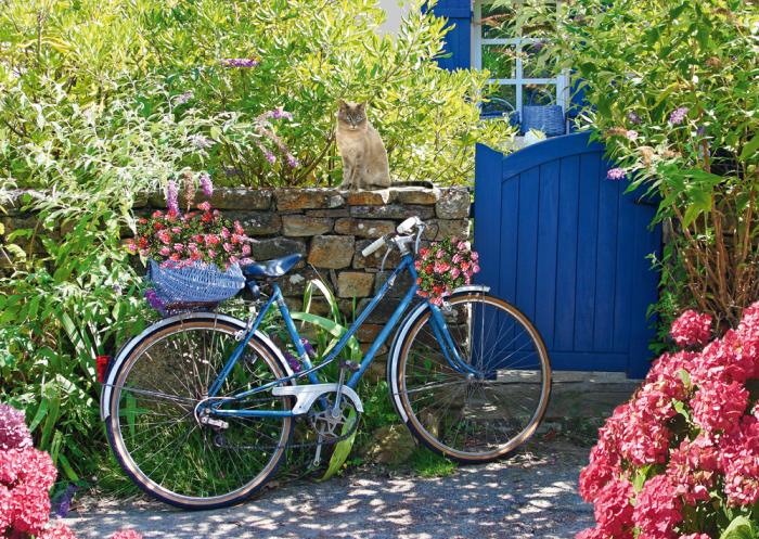 Puzzle Schmidt La Bicicleta de 1000 Piezas