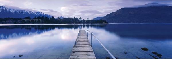 Puzzle Schmidt Lago Wakapitu, Nueva Zelanda de 1000 Piezas