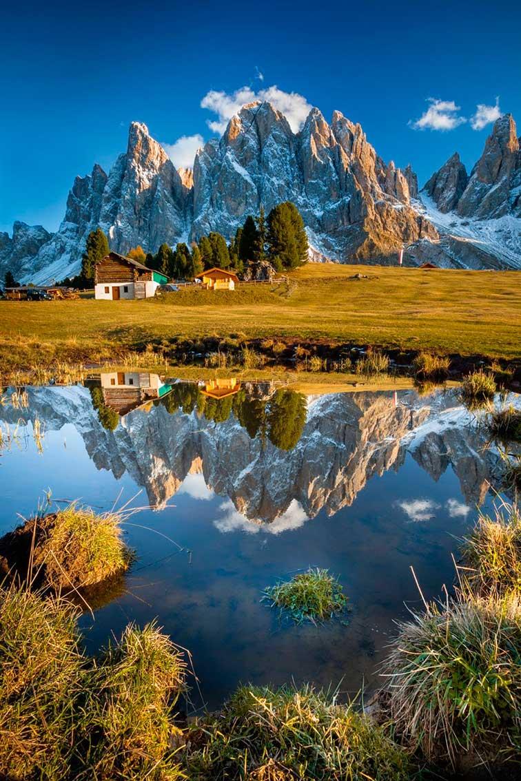 Puzzle Schmidt Montaña en los Alpes de 1000 Piezas