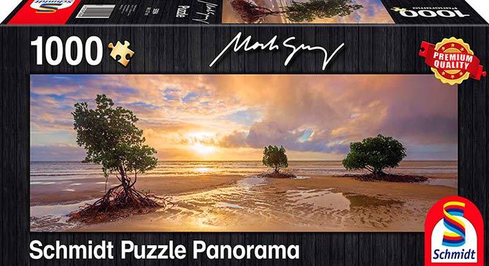 Puzzle Schmidt Parque Nacional de Queensland, Australia de 1000