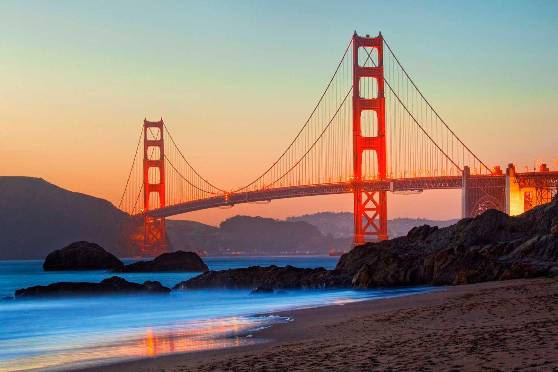 Puzzle Schmidt Puente de San Francisco de 1000 Piezas