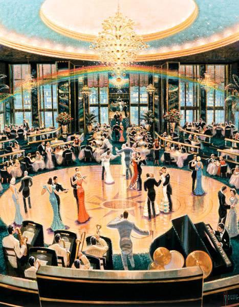 Puzzle Schmidt Sala de Baile de 1000 Piezas