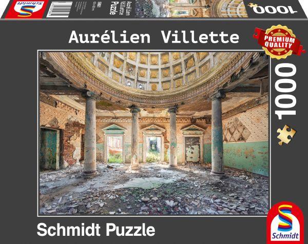 Puzzle Schmidt Sanatorio Topophilia de 1000 Piezas