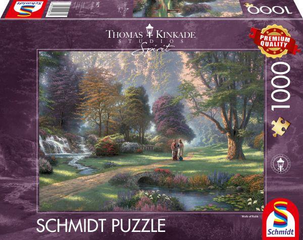 Puzzle Schmidt Spirit Camino de Fe de 1000 Piezas