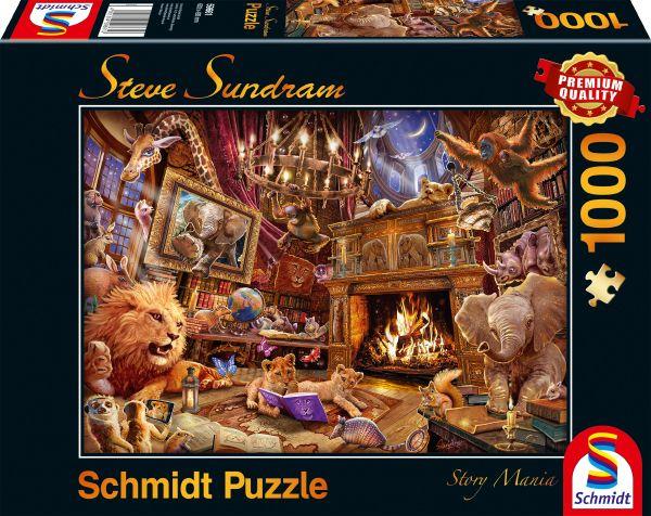 Puzzle Schmidt  Story Mania de 1000 Piezas
