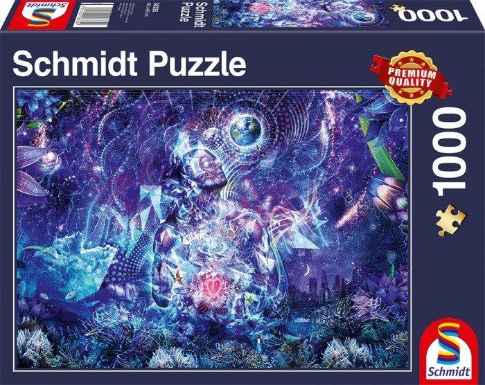 Puzzle Schmidt Transcendencia de 1000 Piezas