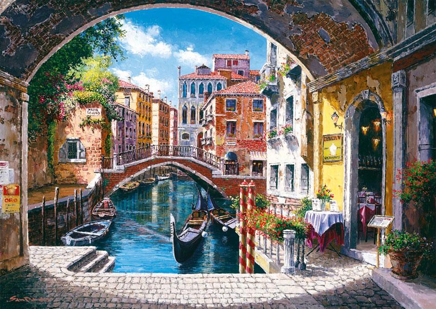 Puzzle Schmidt Venecia de 1000 Piezas