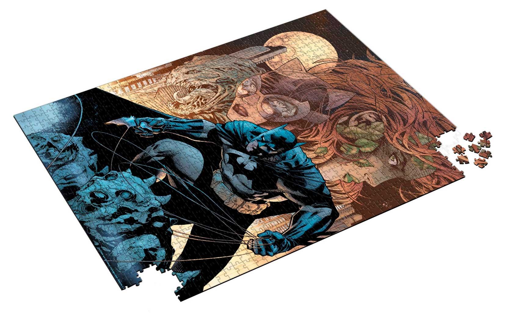 Puzzle SDToys Batman Villanas Universo DC de 1000 Piezas