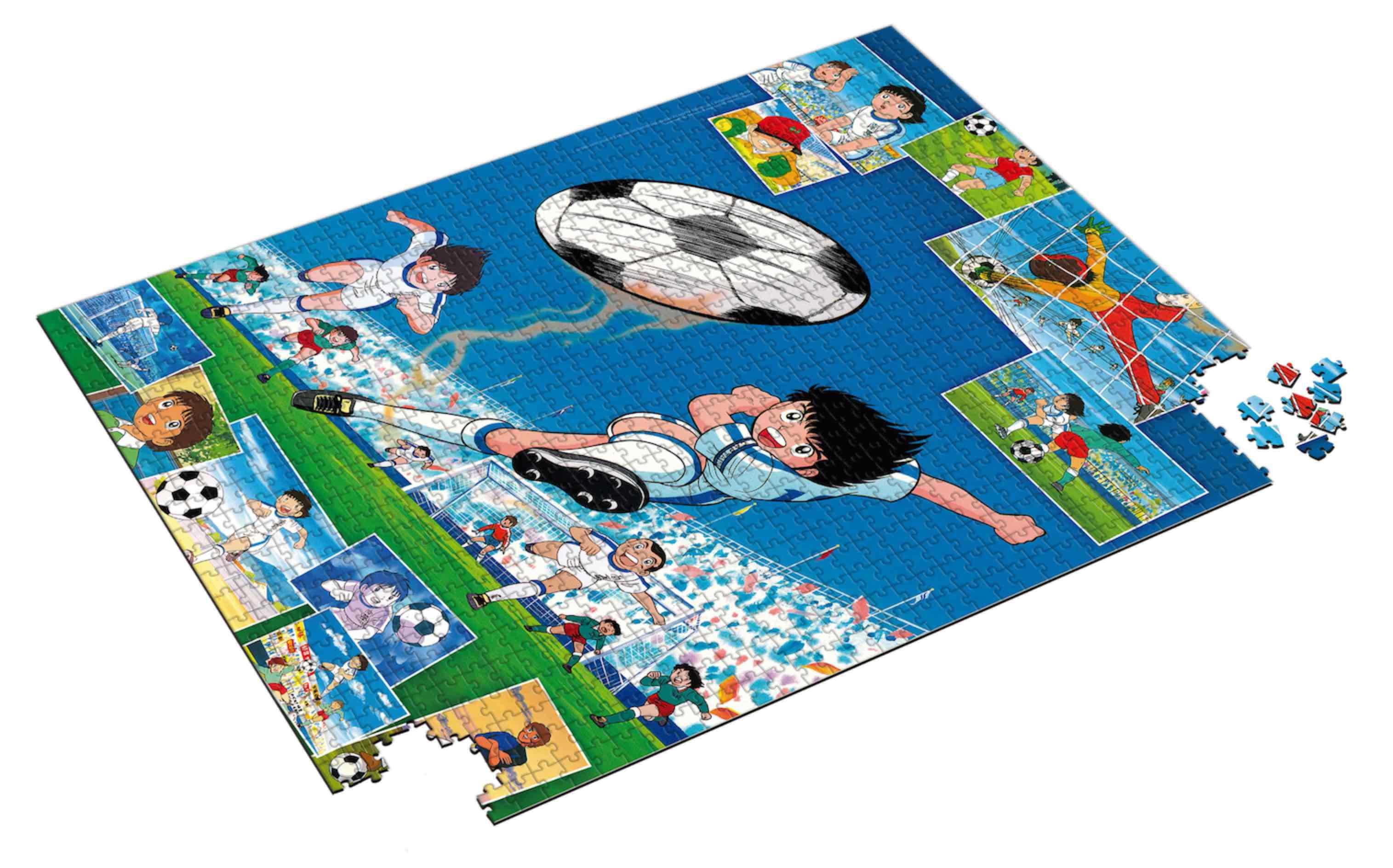 Puzzle SDToys Campeones Oliver y Benji de 1000 Piezas