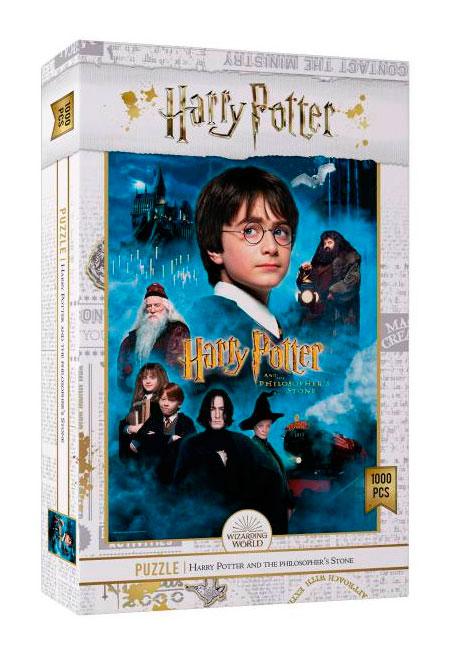 Puzzle SDToys Harry Potter y la Piedra Filosofal de 1000 Pzs