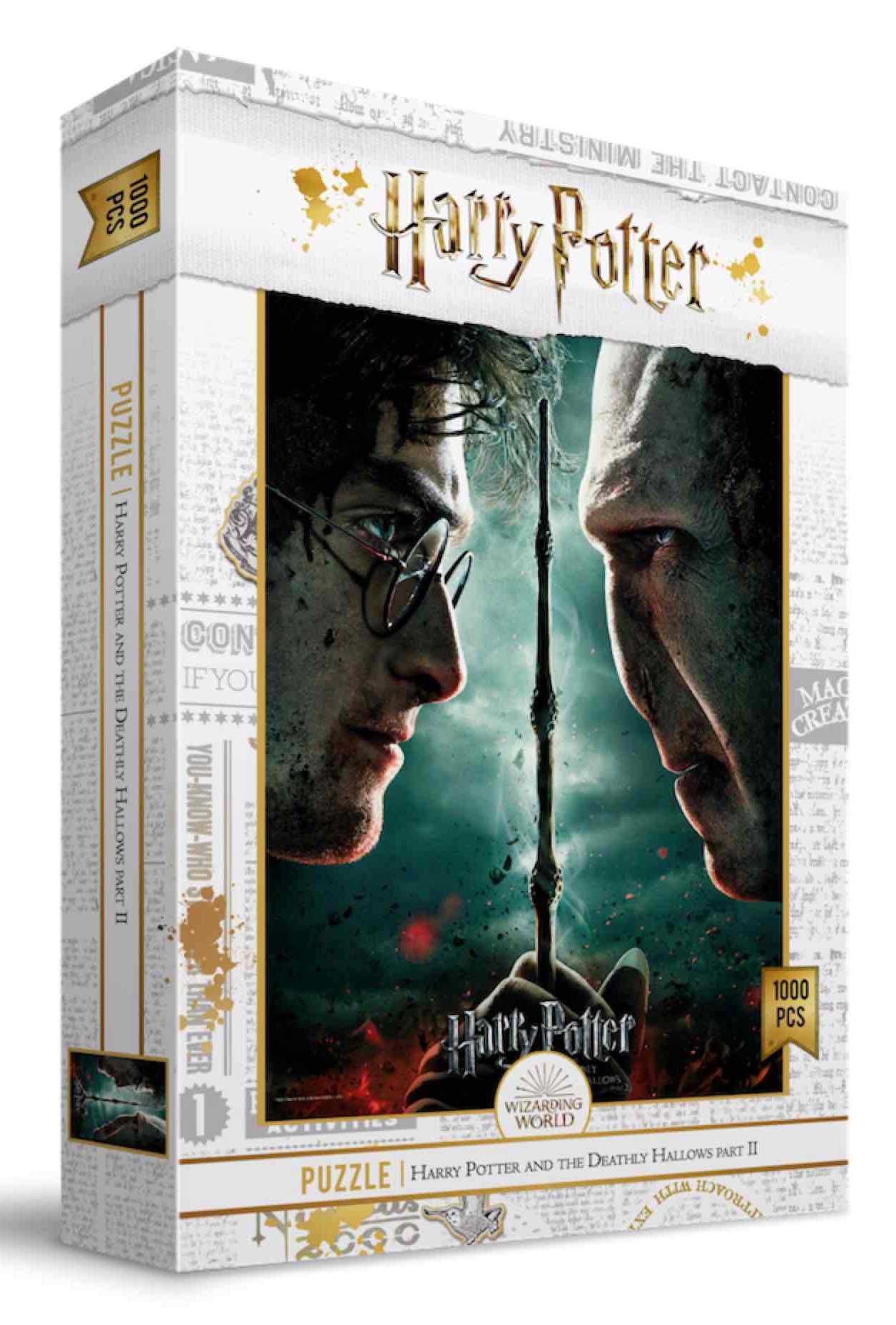 Puzzle SDToys Harry Potter Vs Voldemort de 1000 Piezas