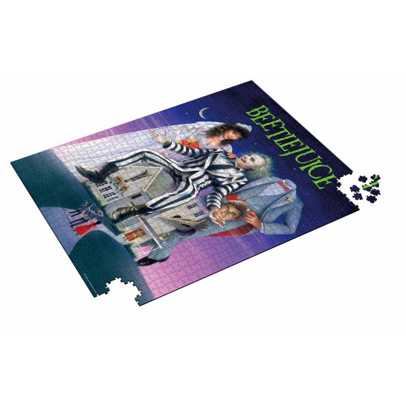 Puzzle SDToys Poster Beetlejuice de 1000 Piezas