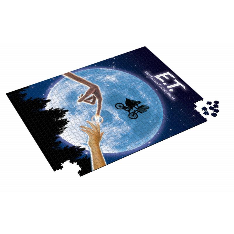 Puzzle SDToys Poster E.T. El Extraterrestre de 1000 Piezas