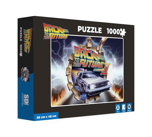 Puzzle SDToys Regreso Al Futuro II de 1000 Piezas