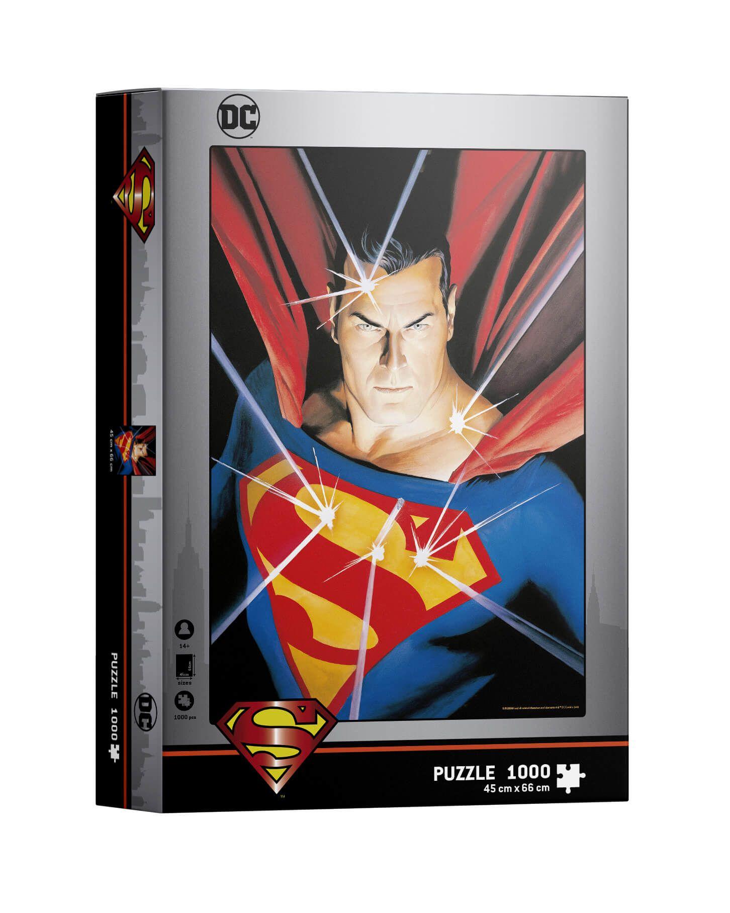 Puzzle SDToys Superman Universo DC de 1000 Piezas