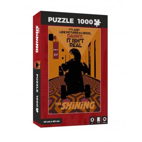 Puzzle SDToys The Shining, El Resplandor de 1000 Piezas
