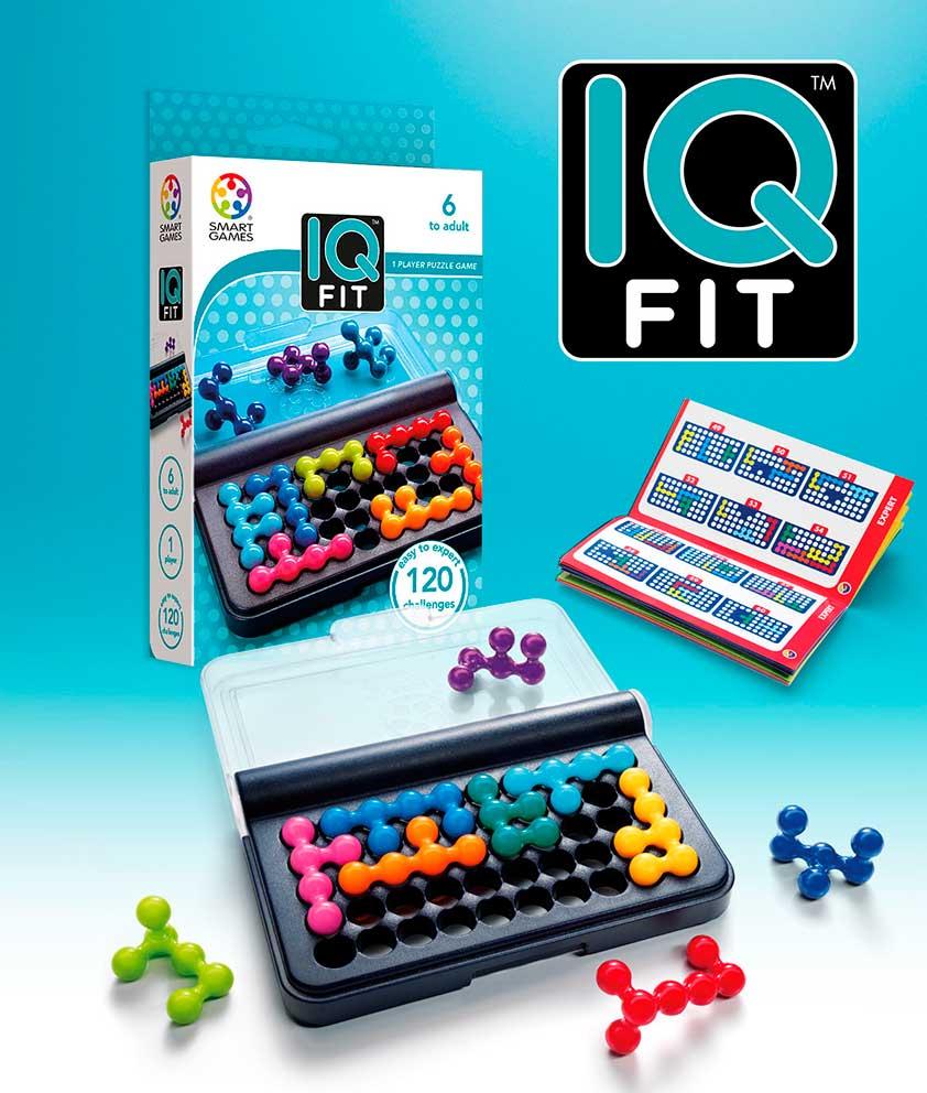 Puzzle Smart Games de Ingenio IQ Fit