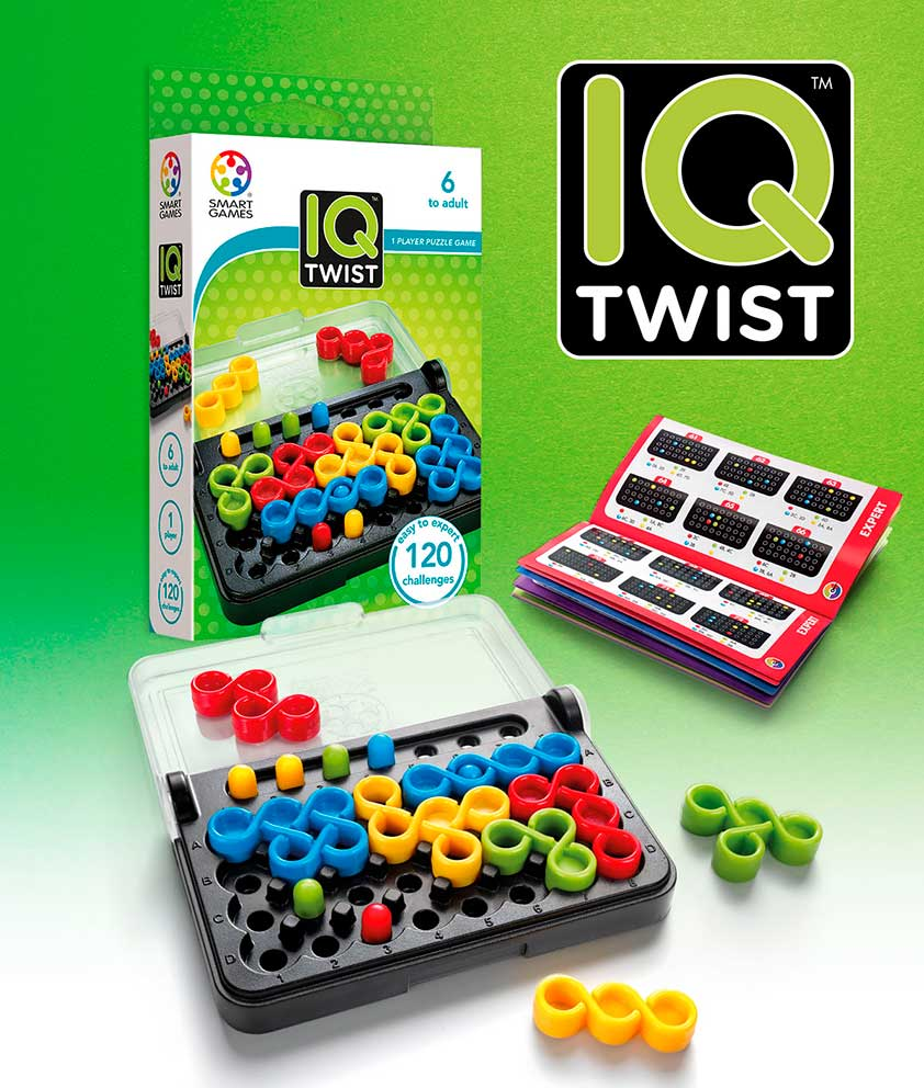 Puzzle Smart Games de Ingenio IQ Twist
