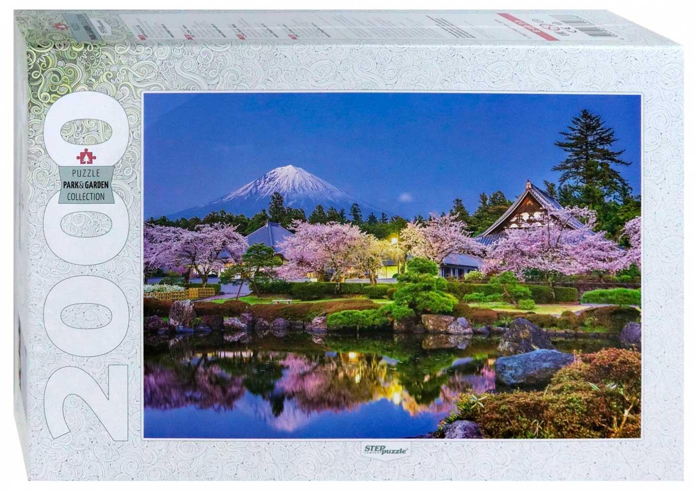 Puzzle Step Puzzle Japón Monte Fuji de 2000 Piezas