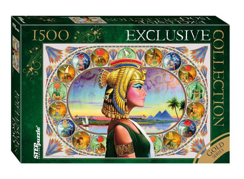 Puzzle Step Puzzle Nefertiti de 1500 Piezas