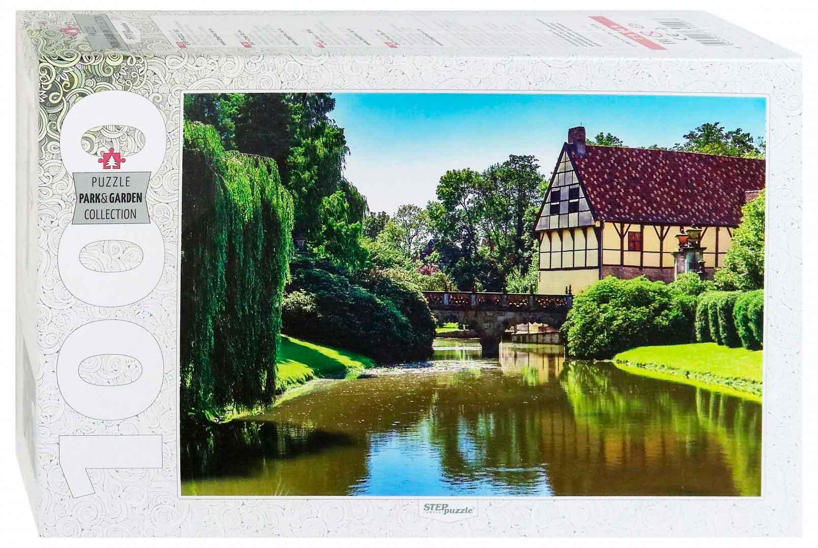 Puzzle Step Puzzle Steinfurt, Alemania de 1000 Piezas