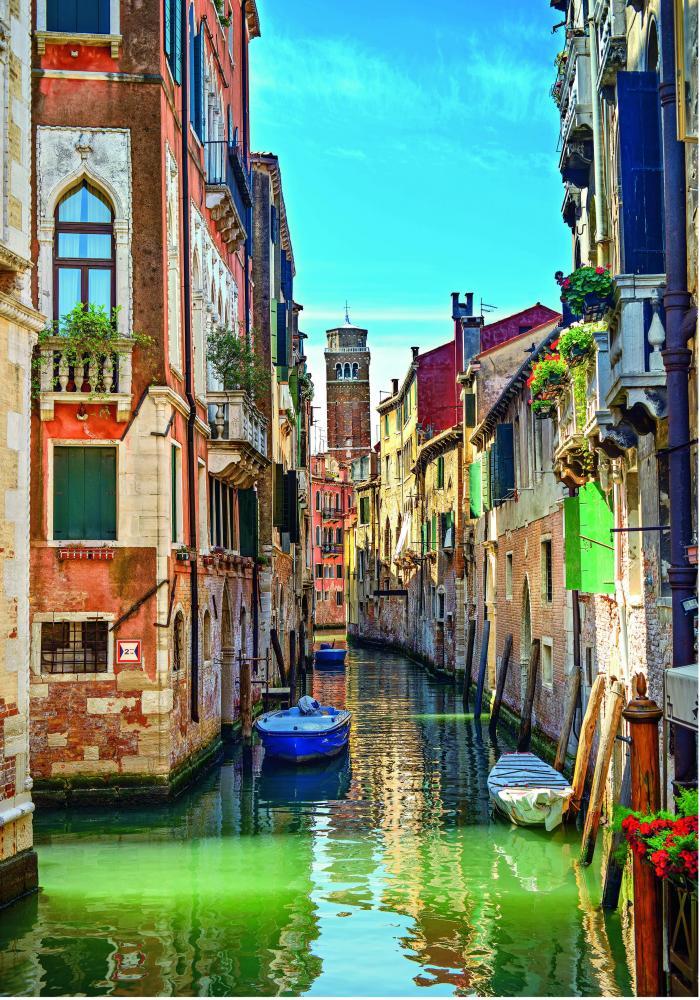 Puzzle Step Puzzle Venecia de 3000 Piezas