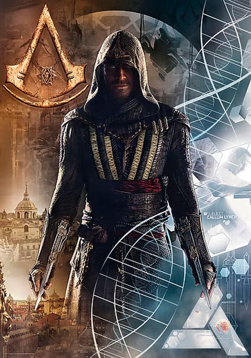 Puzzle Trefl Assasin's Creed la Película de 1000 Piezas