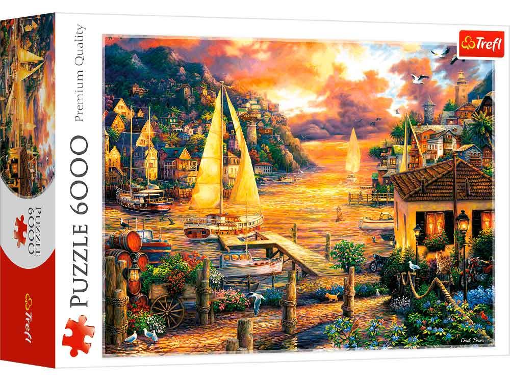 Puzzle Trefl Atrapando Sueños de 6000 Piezas